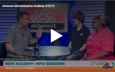 Fox40 Studio40 Live: Alchemist Microenterprise Academy Coming Soon