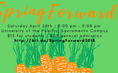 Alchemist CDC and Oak Park Sol Present: Spring Forward