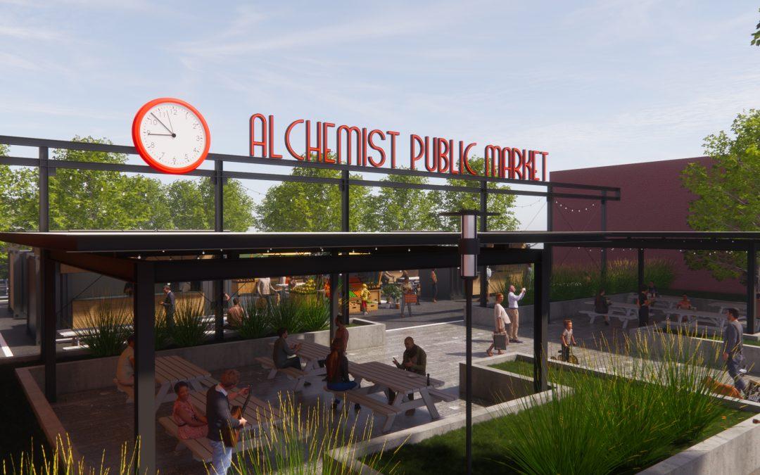 Public market project planned in Sacramento's River District